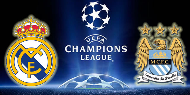 Liga Champions, Real Madrid dan Manchester City